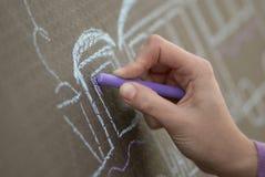 Χέρι του κοριτσιού Στοκ φωτογραφίες με δικαίωμα ελεύθερης χρήσης