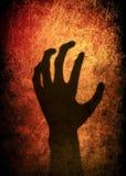 Χέρι τρομακτικό Στοκ φωτογραφία με δικαίωμα ελεύθερης χρήσης