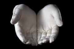 χέρι χειρονομίας Στοκ εικόνα με δικαίωμα ελεύθερης χρήσης