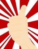 χέρι χειρονομίας διανυσματική απεικόνιση