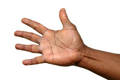 χέρι 03 Στοκ φωτογραφία με δικαίωμα ελεύθερης χρήσης