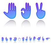 χέρι απεικόνιση αποθεμάτων