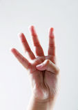 χέρι Στοκ φωτογραφίες με δικαίωμα ελεύθερης χρήσης