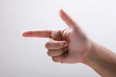 χέρι Στοκ εικόνα με δικαίωμα ελεύθερης χρήσης