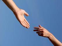 χέρι Στοκ φωτογραφία με δικαίωμα ελεύθερης χρήσης