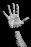 Χέρι. Στοκ εικόνα με δικαίωμα ελεύθερης χρήσης