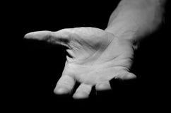 Χέρι. Στοκ Εικόνα