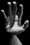 Χέρι. Στοκ Εικόνες