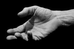 Χέρι. Στοκ Φωτογραφίες