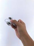 Χέρι Fidgeting Στοκ εικόνες με δικαίωμα ελεύθερης χρήσης