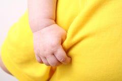 χέρι s μωρών Στοκ φωτογραφία με δικαίωμα ελεύθερης χρήσης