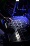 Χέρι soundman Στοκ Εικόνες