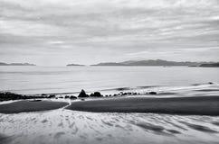 Χίλια παραλία putuoshan Κίνα βημάτων Στοκ Εικόνες