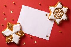 Χαιρετισμοί Χριστουγέννων Στοκ εικόνα με δικαίωμα ελεύθερης χρήσης