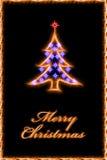 χαιρετισμοί Χριστουγένν&om διανυσματική απεικόνιση