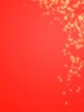 χαιρετισμός καρτών ανασκό&pi Στοκ εικόνες με δικαίωμα ελεύθερης χρήσης
