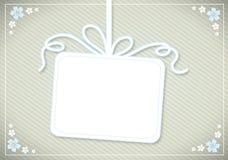 χαιρετισμός καλή χρονιά καρτών του 2007 Στοκ φωτογραφία με δικαίωμα ελεύθερης χρήσης
