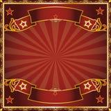 χαιρετισμός τσίρκων Στοκ εικόνες με δικαίωμα ελεύθερης χρήσης