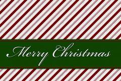 χαιρετισμός Χριστουγέννων εύθυμος Στοκ εικόνες με δικαίωμα ελεύθερης χρήσης