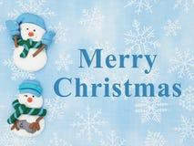 χαιρετισμός Χριστουγέννων εύθυμος Στοκ φωτογραφία με δικαίωμα ελεύθερης χρήσης