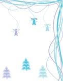 χαιρετισμός Χριστουγέννων Στοκ Εικόνες
