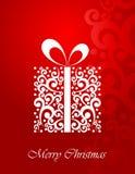 Χαιρετισμός Χριστουγέννων απεικόνιση αποθεμάτων