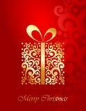 Χαιρετισμός Χριστουγέννων διανυσματική απεικόνιση
