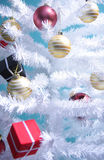 χαιρετισμός Χριστουγένν&ome Στοκ Φωτογραφίες