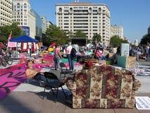 χαλάρωση plaza ελευθερίας Στοκ εικόνες με δικαίωμα ελεύθερης χρήσης