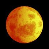 χαλά το κόκκινο πλανητών Στοκ Εικόνες
