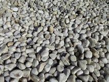 Χαλίκια σε έναν ιαπωνικό κήπο Στοκ φωτογραφία με δικαίωμα ελεύθερης χρήσης