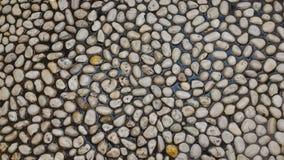 Χαλίκια στο πεζοδρόμιο Στοκ Εικόνες