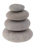 Χαλίκια Zen Στοκ φωτογραφίες με δικαίωμα ελεύθερης χρήσης