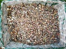 Χαλίκι βράχου Στοκ Εικόνες