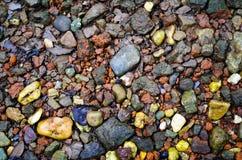 Χαλίκι χρώματος Στοκ Εικόνες