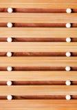 χαλί ανασκόπησης ξύλινο Στοκ εικόνα με δικαίωμα ελεύθερης χρήσης