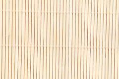χαλί μπαμπού ανασκόπησης Στοκ Εικόνες