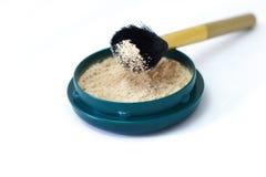χαλαρή σκόνη στοκ εικόνα με δικαίωμα ελεύθερης χρήσης