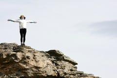 Χαλαρώστε και αναπνεύστε Στοκ Εικόνες