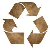 χαλκός ανακύκλωσης Στοκ Φωτογραφία