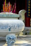 χαλκός της Κίνας Στοκ Φωτογραφία