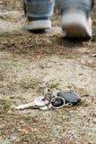 Χαμένα κλειδιά Στοκ Εικόνες