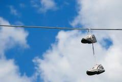 χαμένα παπούτσια Στοκ Φωτογραφία