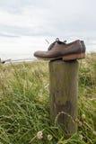 χαμένα παπούτσια Στοκ φωτογραφία με δικαίωμα ελεύθερης χρήσης