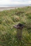 χαμένα παπούτσια Στοκ Φωτογραφίες