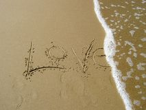 χαμένη αγάπη Στοκ Φωτογραφίες