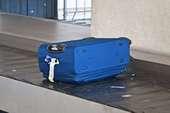 χαμένη βαλίτσα Στοκ Φωτογραφίες