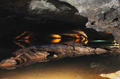 χαμένη σπηλιά θάλασσα στοκ εικόνα
