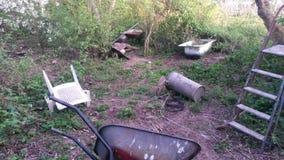 Χαμένος κήπος Στοκ φωτογραφίες με δικαίωμα ελεύθερης χρήσης