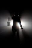 Χαμένος τη νύχτα Στοκ φωτογραφίες με δικαίωμα ελεύθερης χρήσης